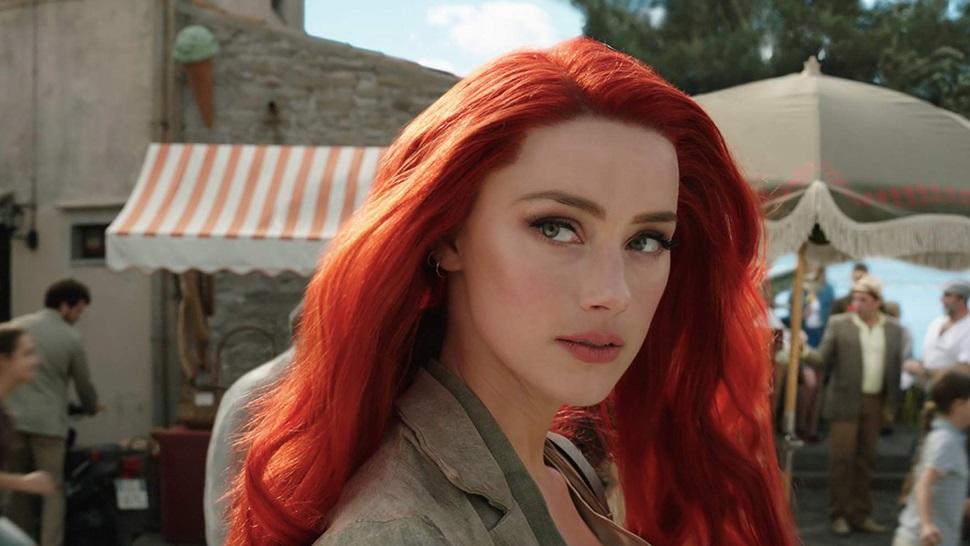 Mera dalam film Aquaman. (Warner Bros. Pictures)