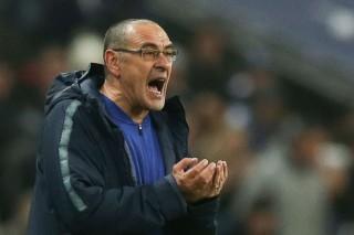 Maurizio Sarri Ajak Suporter Chelsea Perangi Rasialisme