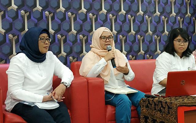 Peneliti Ekologi Manusia dari Lembaga Ilmu Pengetahuan Indonesia (LIPI), Intan Adhi Perdana Putri. Foto: Medcom.id/Ilham Pratama.