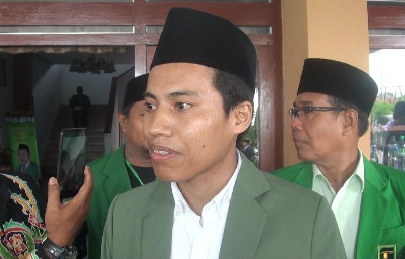 Ketua DPC PPP Sumenep, KH. Sholahudin A. Waris – Medcom.id / Rahmatulah