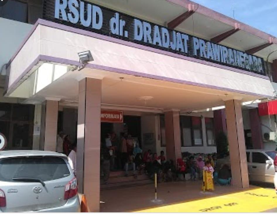 Suasana RSUD Drajat Prawiranegara, Serang, Banten. Istimewa