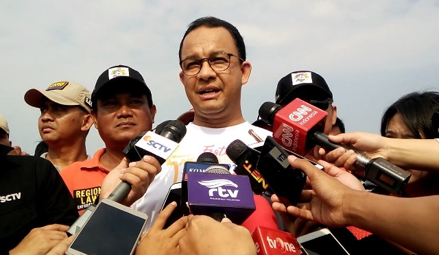 Gubernur DKI Jakarta Anies Baswedan/Medcom.id/Yona