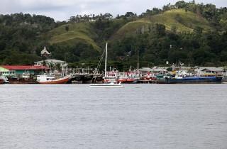 Pelabuhan Kuala Tanjung Layani Ekspor Perdana Peti Kemas Intra-Asia