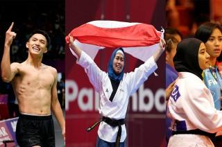 Kaleidoskop 2018: Kebangkitan Olahraga Indonesia