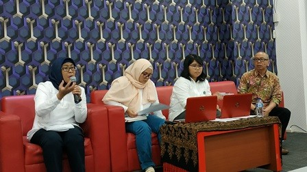 Diskusi Mitigasi Bencana di Kantor LIPI. Medcom.id/Ilham Pratama Putra
