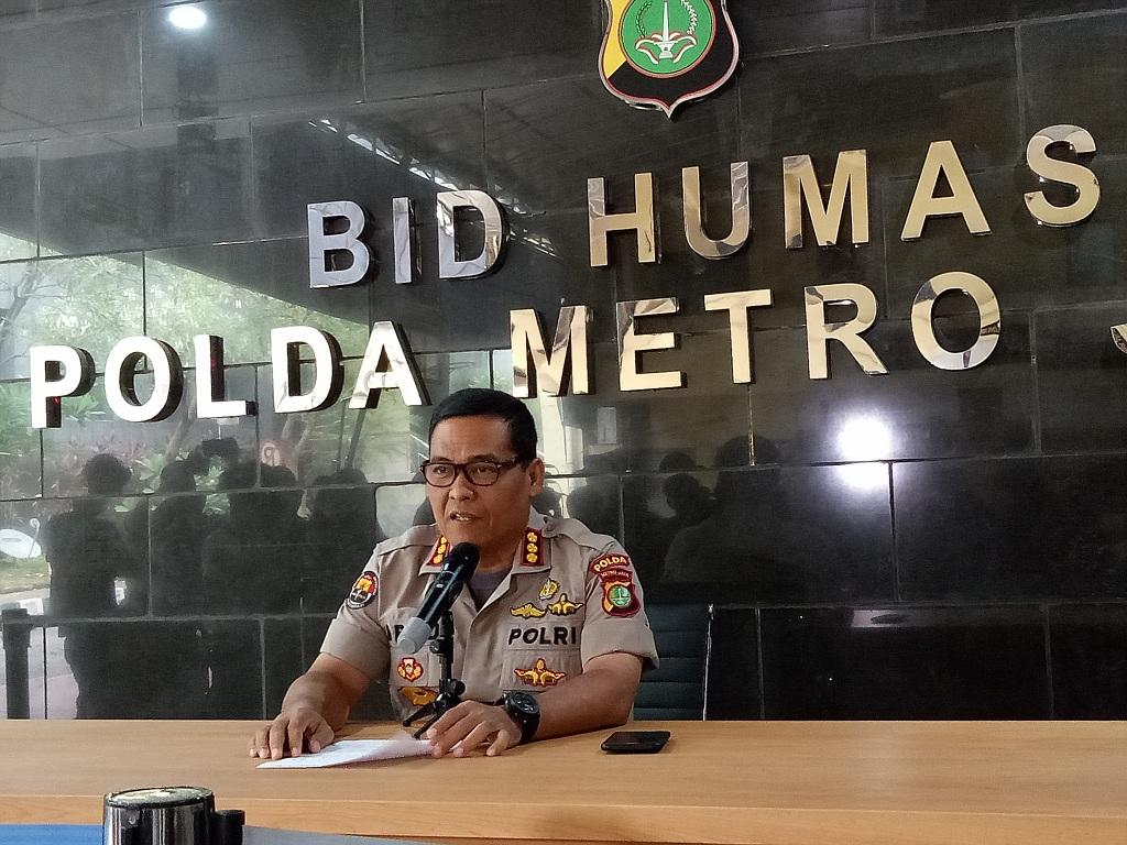 Ketua Tim Media Satgas Anti Mafia Bola Kombes Argo Yuwono. Medcom.id/Siti Yona Hukmana