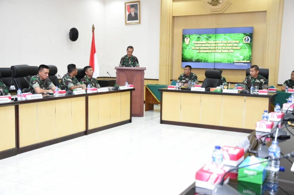Kepala Dinas Penerangan Angkatan Darat (Kadispenad) Brigjen TNI Candra Wijaya. Dok. Dispenad.