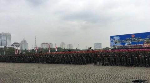 Soliditas Kowad Diharapkan Mampu Mendukung Tugas Pokok TNI AD