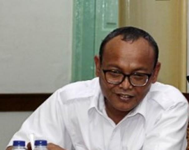 Wakil Ketua DPD Partai Gerindra DKI Jakarta Syarif. Foto: MI/Galih Pradipta