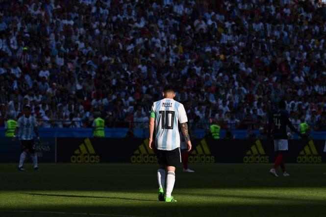 Lionel Messi (AFP/FRANCK FIFE)