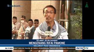 Jurnalis <i>Metro TV</i> Rifai Pamone Tutup Usia