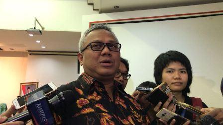 Ketua KPU Arief Budiman/Medcom.id/Krispen