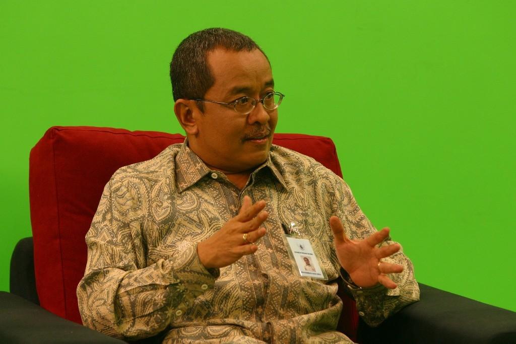 Said Didu dicopot dari kursi Komisaris PT Bukit Asam. (FOTO: MI/Irfan)