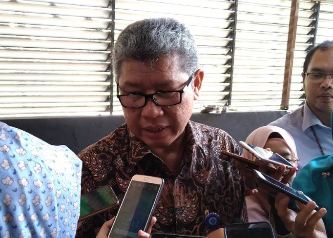 Sekretaris Jenderal Kementerian Ketenagakerjaan (Kemnaker) Khairul Anwar. (FOTO: Medcom.id/Ilham Wibowo)