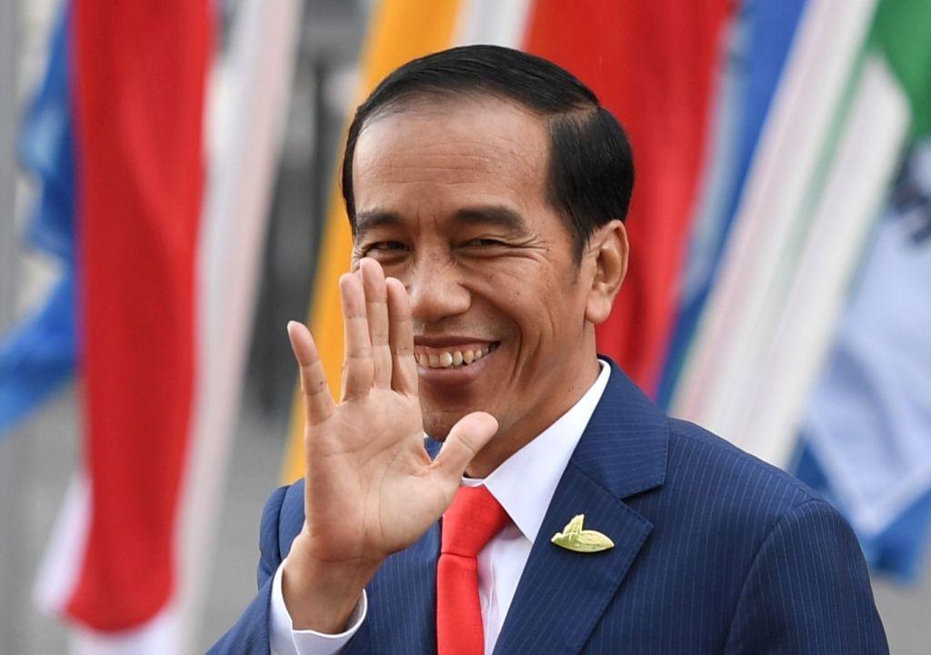 Presiden Joko Widodo. (FOTO: AFP)