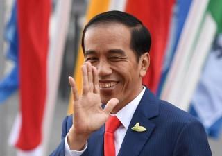 Jokowi Akan Tutup Perdagangan Saham Tahunan
