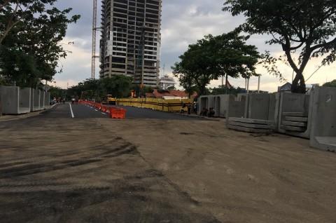 Pengendara Diminta Tak Berhenti di Jalan Gubeng