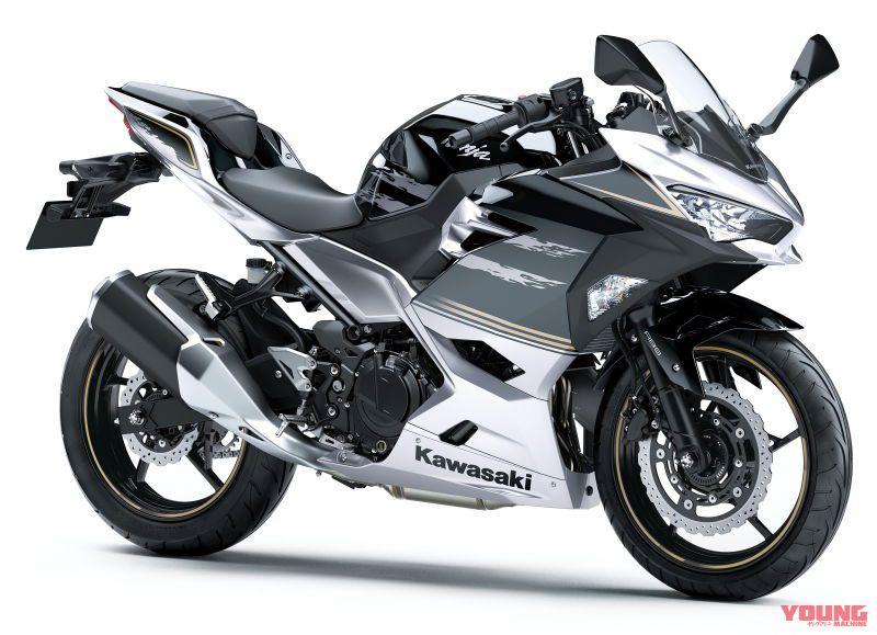 New Kawasaki Ninja 250 terbaru yang dibocorkan oleh Young Machine. Young Machine