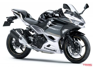 Bocoran Tampilan Kawasaki Ninja 250 Terbaru