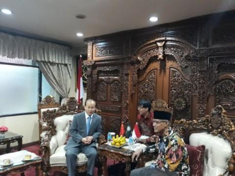 Dubes Tiongkok: Kami Sahabat Islam
