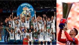 Kaleidoskop Sepak Bola 2018: Ketika Duo Madrid Kuasai Eropa