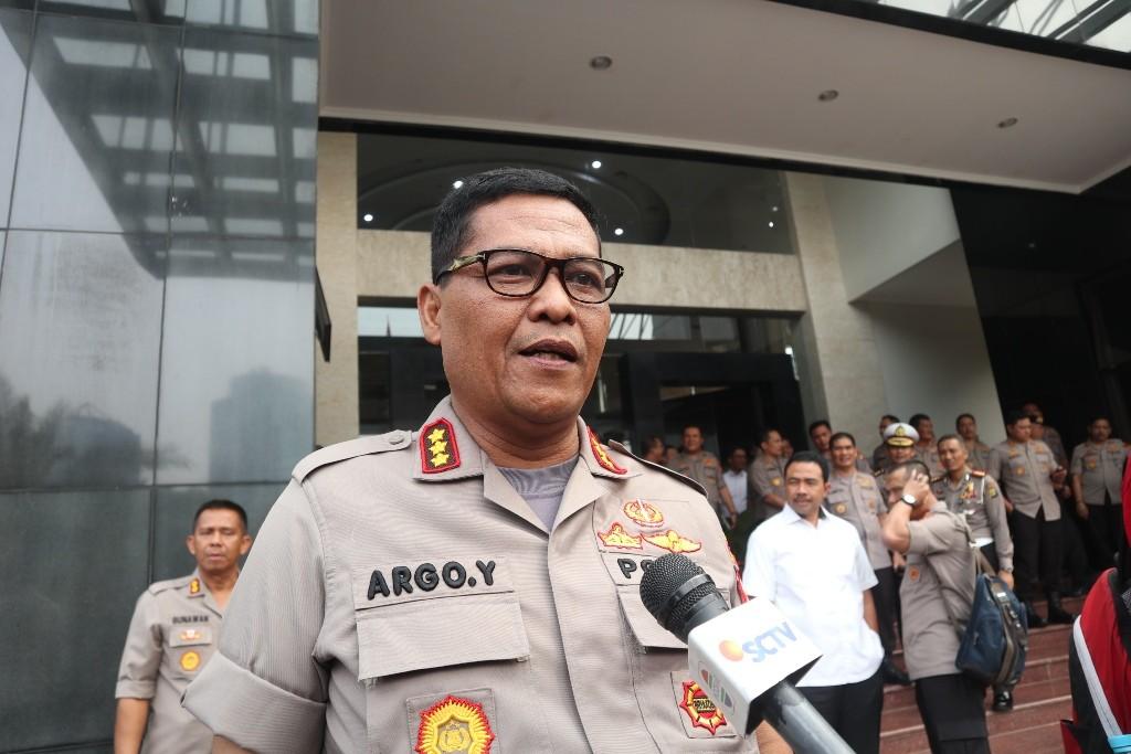Kabid Humas Polda Metro Jaya Kombes Argo Yuwono (Foto: Tosiani/Koresponden Media Indonesia)