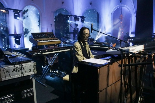 Yockie Suryo Prayogo salah satu musisi ternama yang meninggal pada 2018 (Foto: Medcom.id/Shindu)