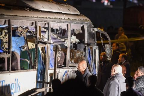 Bom di Dekat Piramida Mesir Tewaskan 3 Turis Vietnam