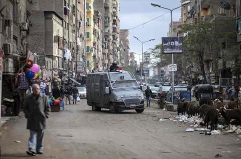 Ledakan Bom Tewaskan Tiga Turis Asing di Mesir