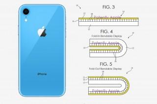 Apple Daftarkan Paten Desain Ponsel Lipat