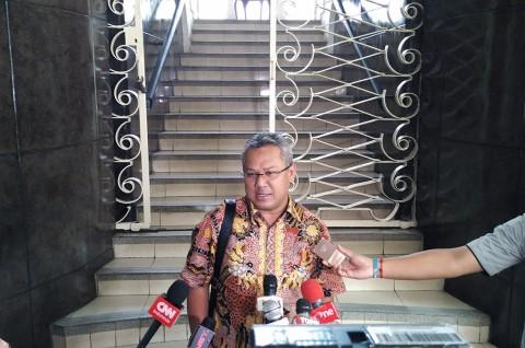 Ketua KPU Arief Budiman. Medcom.id/Dheri Agriesta