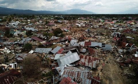 Penanggulangan Bencana Harus Masuk Prioritas Pembangunan