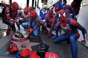 Penggemar Komik Marvel Rayakan Ultah Stan Lee