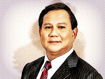 Ilustrasi. Capres nomor urut 01 Prabowo Subianto. Medcom.id/M Rizal