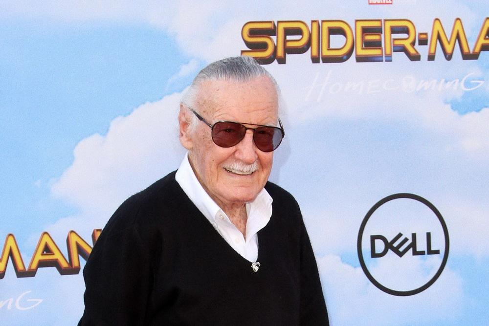 Stan Lee (Foto: wenn)