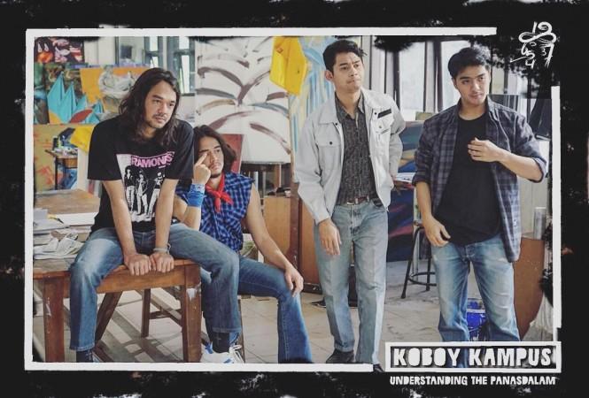 Pemeran film Koboy Kampus (Foto: instagram filmkoboykampus)