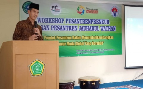 Program Pemuda Desa Genjot Kreativitas