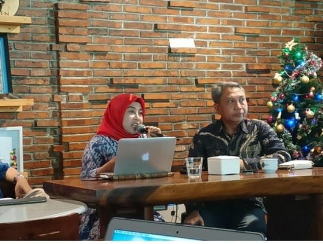 Analis Politik Asian Muslim Action Network (AMAN) Indonesia, Rubi Dwi Khalifa--Medcom.id/Ilham Pratama Putra.