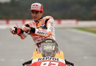 Kedatangan Lorenzo tidak Mengubah Ambisi Marc Marquez