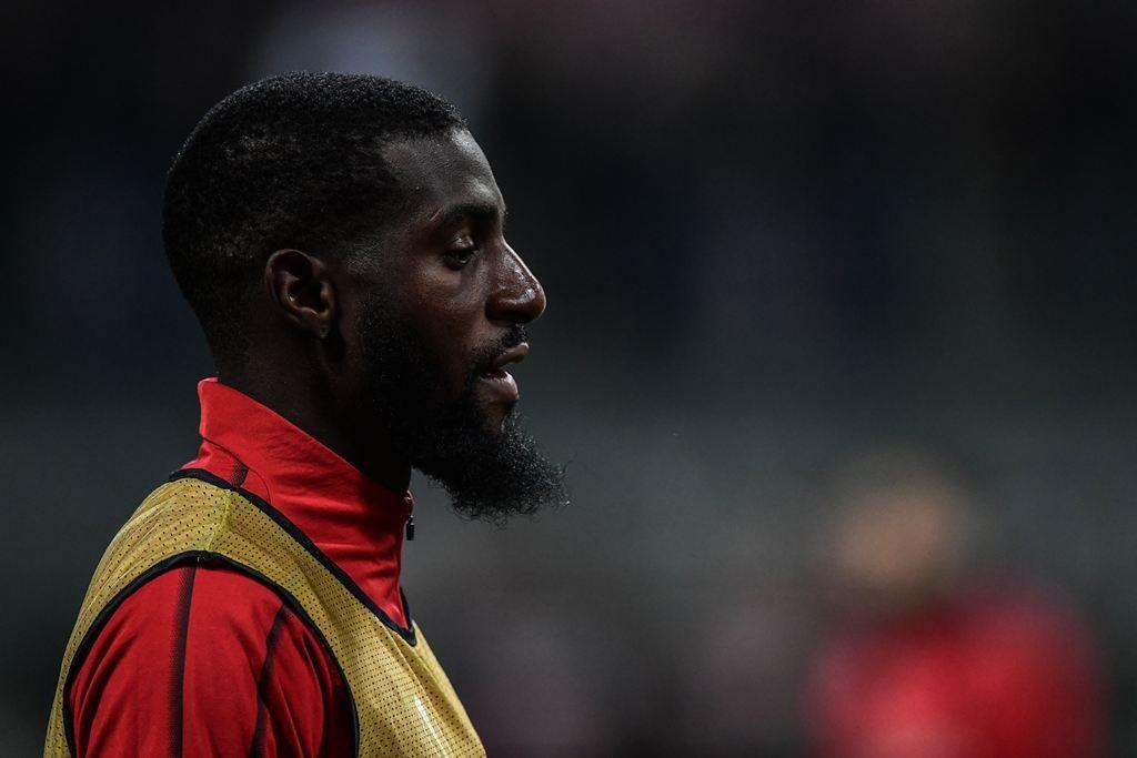 Tiemoue Bakayoko ingin bertahan lebih lama di AC Milan (AFP/Miguel Medina)