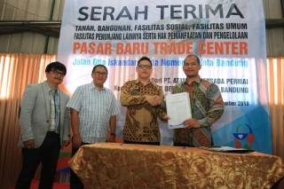 Pemkot Bandung Ambil Alih Kelola Pasar Baru