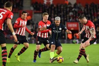Tekuk Southampton, City Kembali ke Jalur Kemenangan