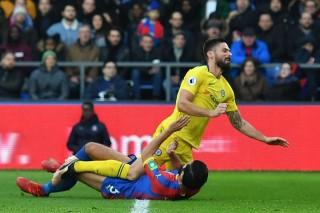 Giroud Tambah Daftar Cedera Pemain Chelsea