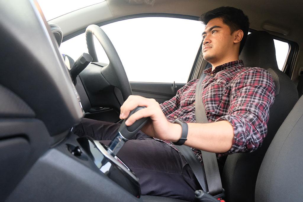 Ada sejumlah lagu yang sebaiknya tidak diputar selama mengemudi. Medcom.id/Ekawan Raharja