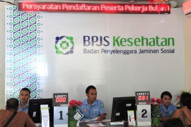 Ilustrasi BPJS Kesehatan. Foto: Antara/Kornelis.
