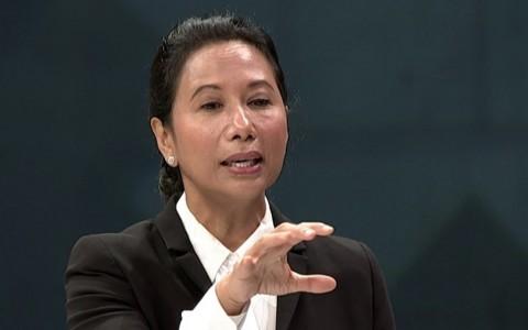 Menteri Rini Buka Suara soal Said Didu