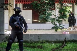 Pemberantasan Narkoba dan Terorisme Angkat Citra Polri