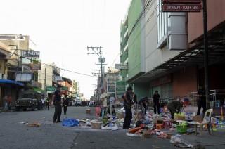 Ledakan Bom di Mal Filipina Tewaskan Dua Orang