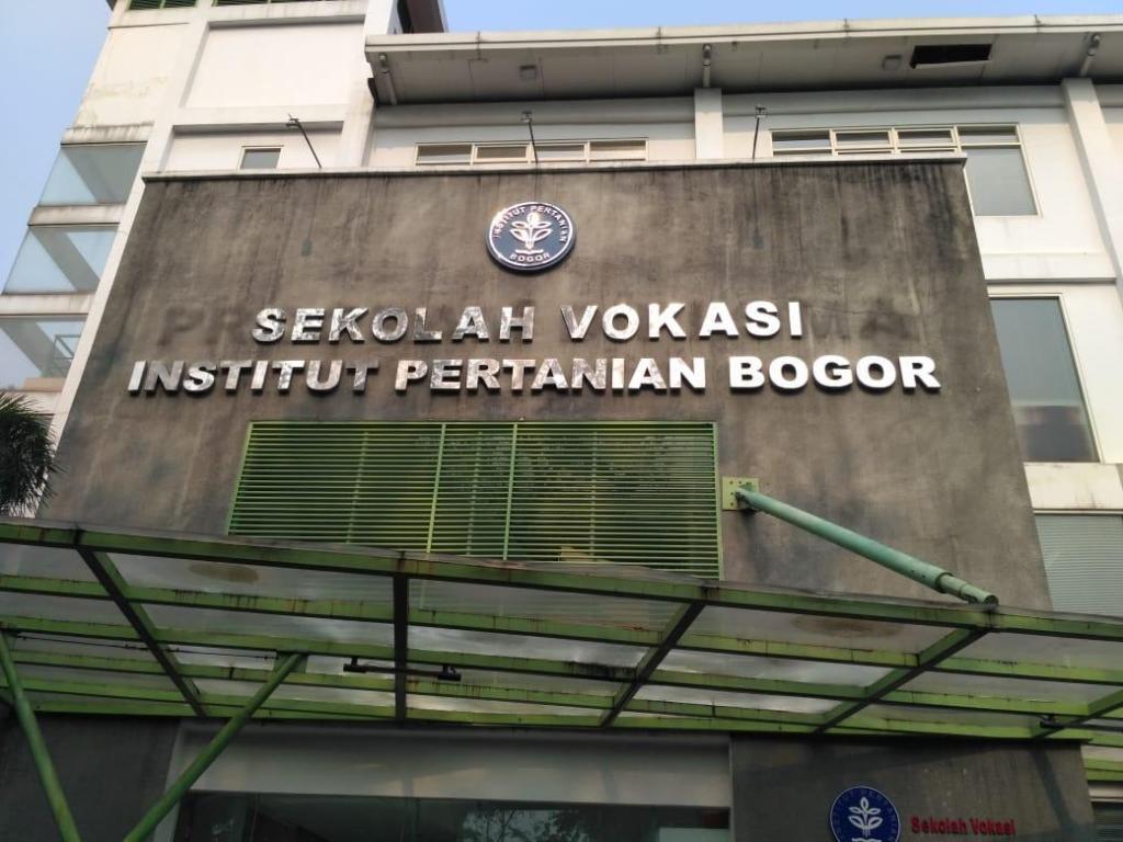 Sekolah Vokasi IPB, IPB/Humas.