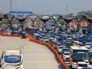 Kendaraan Menuju Jakarta di Tol Cipali Meningkat
